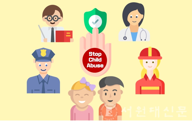 [Infographic = By reporter, Kim Eun-seo] People who have duty to report child abuse
